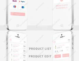 #8 cho Design an App Mockup for a sales and stock control mobile app bởi krativdezigns