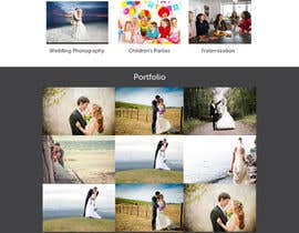 #7 for Template Wordpress for Photography Services / Template para wordpress para aluguel de cabine fotográfica af gemmyadyendra