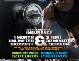 #34 for Ontwerp een Advertentie for Crossfit Hasselt af elgu