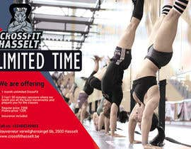 #6 for Ontwerp een Advertentie for Crossfit Hasselt by Decomex