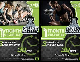 #48 for Ontwerp een Advertentie for Crossfit Hasselt af emarquez19