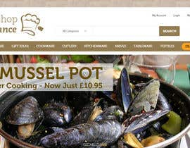 #15 for Design a Logo for www.cookshopclearance.co.uk af roberisha