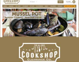 #21 for Design a Logo for www.cookshopclearance.co.uk af AWAIS0