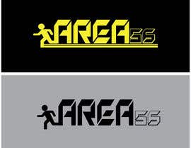 Nro 5 kilpailuun a logo for an escape game that is called 'AREA 56' käyttäjältä RedDesign14