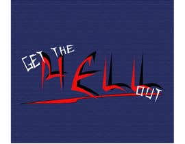 antimatterhax tarafından Design a Logo for an escape game named 'Get The Hell Out' için no 1