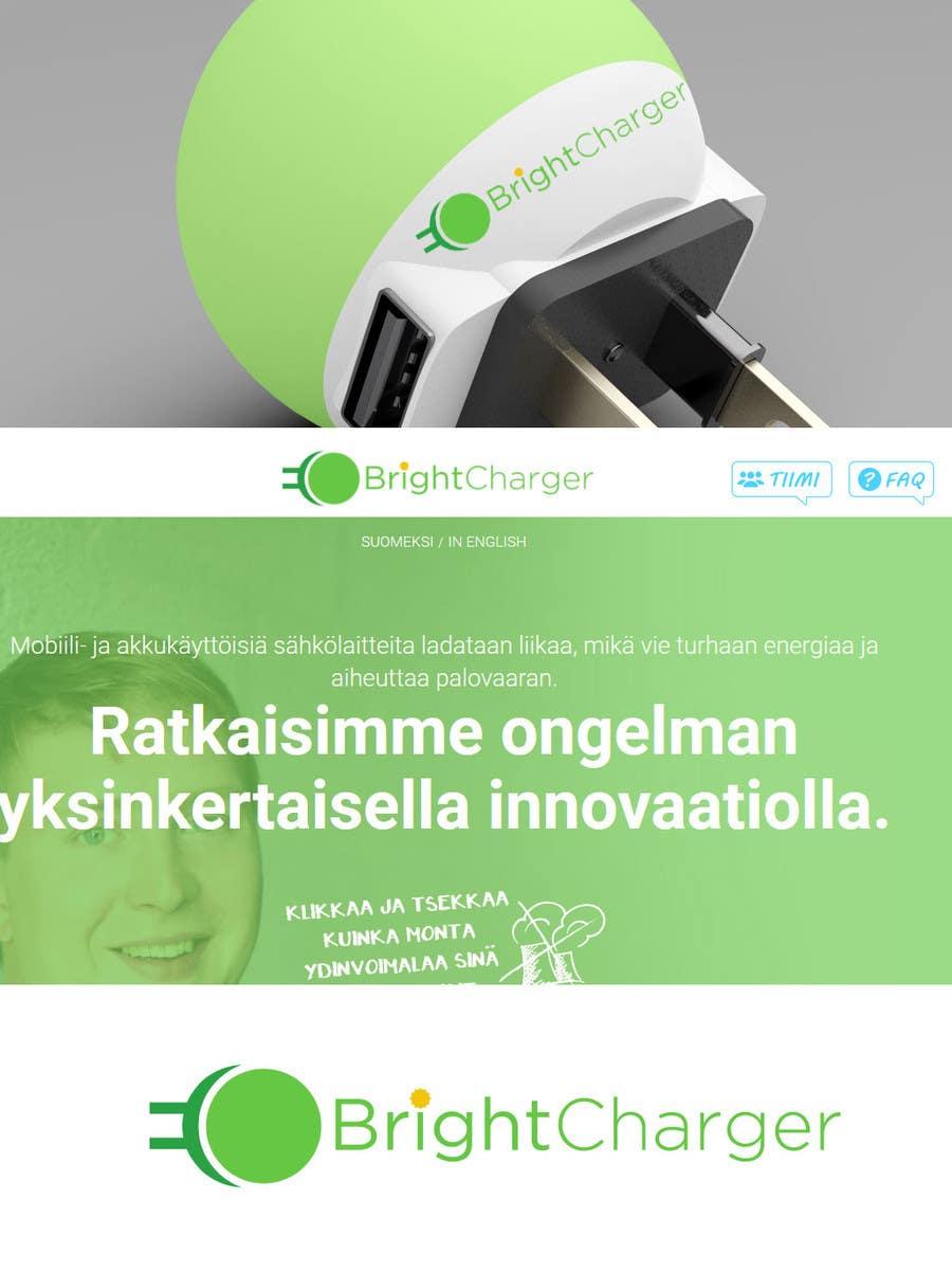 Inscrição nº 310 do Concurso para Design a Logo for BrightCharger