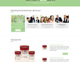 #11 for Design a Website Mockup for BioTap Medical a drug testing and clinical services company. by SadunKodagoda