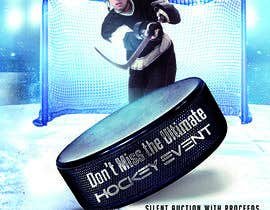 #1 para Design a Flyer for Hockey Expo USA por djmalibiran