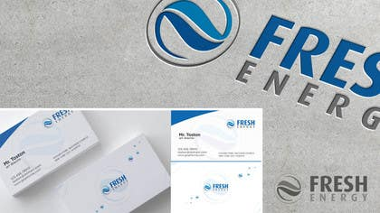 #47 untuk Develop a Corporate Identity for Fresh Energy oleh freelancingvs