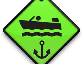 #7 para Logo Design for Boating Webpage por prabusamvel