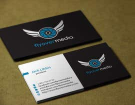 #26 cho Design some Business Cards for Flyover Media bởi ALLHAJJ17