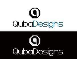 Nro 221 kilpailuun Design a Logo for Quba Designs käyttäjältä atowar1992
