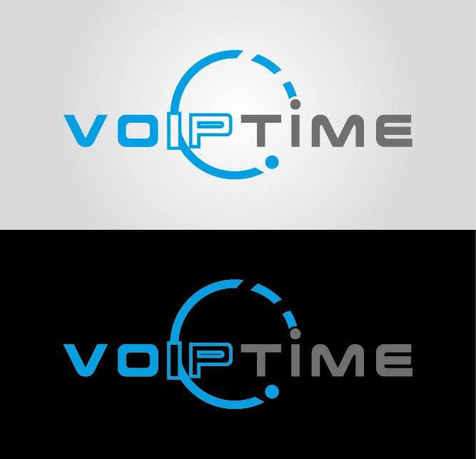 Penyertaan Peraduan #48 untuk Design a Logo for VoIPTime