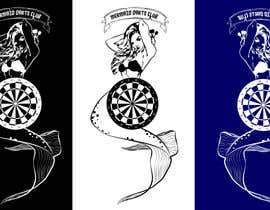 Nro 17 kilpailuun Design a Logo for MERMAID DART CLUB käyttäjältä pajazit