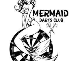 #29 for Design a Logo for MERMAID DART CLUB af rijulg