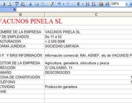 Nro 3 kilpailuun Listado Granjas Vacuno Lechero España käyttäjältä Evgen64