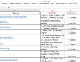 Nro 9 kilpailuun Listado Granjas Vacuno Lechero España käyttäjältä Evgen64