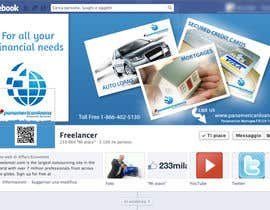 #11 for FACEBOOK LANDING PAGE!! NEED TO BE CREATIVE!!! af holecreative