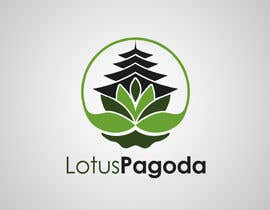 #4 for Design a Logo for a shop called LOTUS PAGODA af NenadKaevik