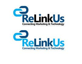 #345 para Design a Logo for Relinkus por kirtanwa