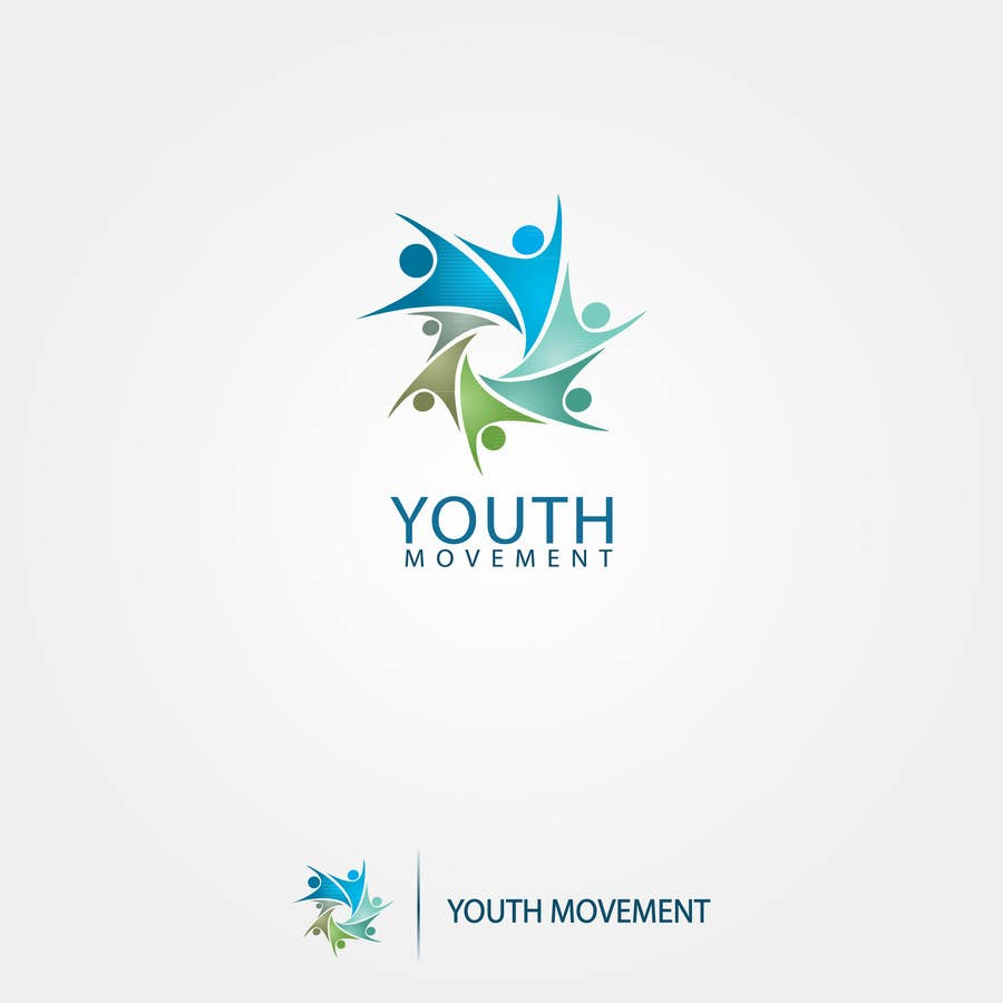 "Penyertaan Peraduan #20 untuk Design a Logo for Circle Of Hope Therapeutic Services ""Youth Movement"" Summer Program"