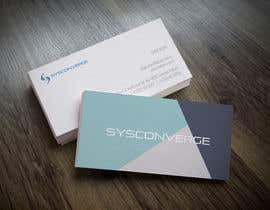 #1 untuk Design some Business Cards for Sysconverge oleh neias