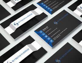 #101 untuk Design some Business Cards for Sysconverge oleh shohaghhossen