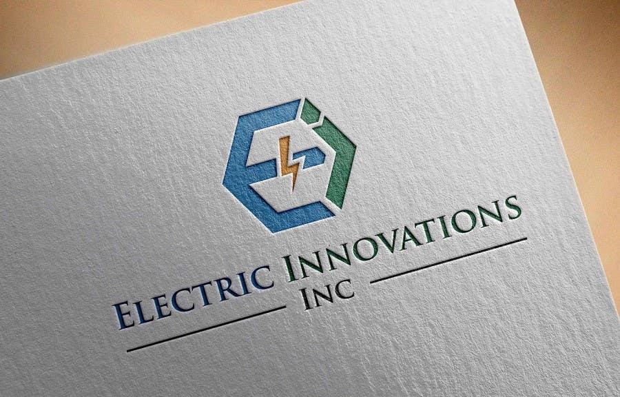Penyertaan Peraduan #35 untuk Design a Logo for Electric Innovations Inc.