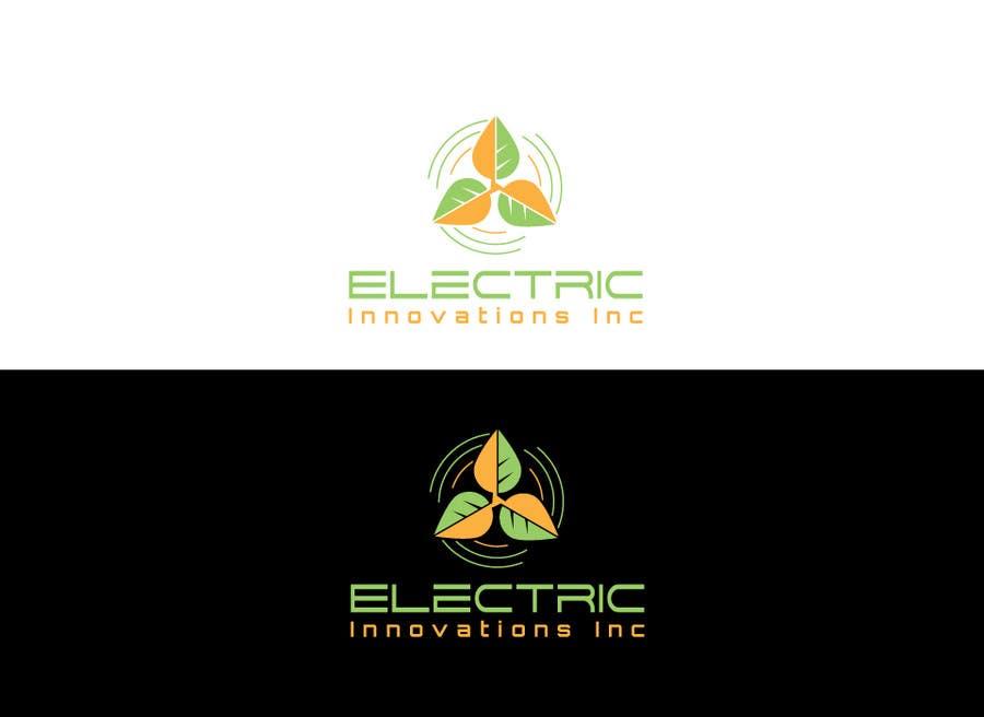 Kilpailutyö #135 kilpailussa Design a Logo for Electric Innovations Inc.