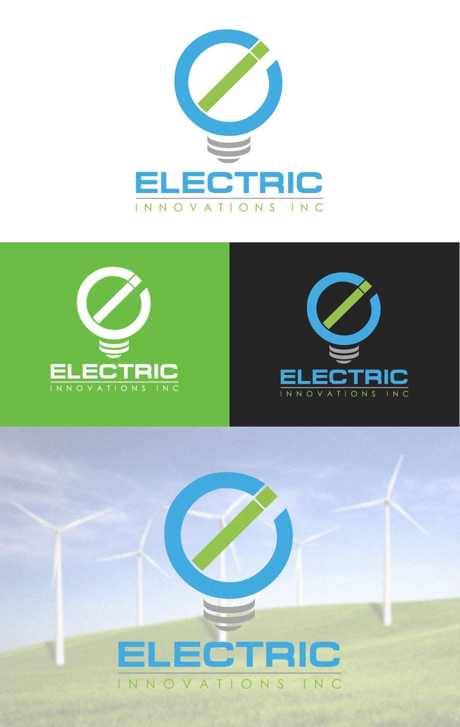 Kilpailutyö #219 kilpailussa Design a Logo for Electric Innovations Inc.