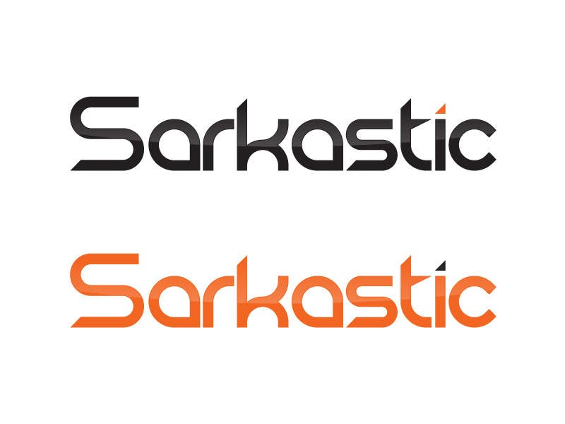 Proposition n°29 du concours Design a Logo for Sarkastic