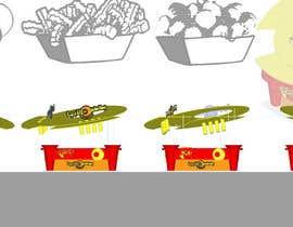 Nro 27 kilpailuun Redesigning Fast Food Kiosk käyttäjältä ehab288