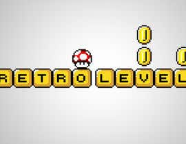 #35 untuk Design a Logo for «Retro Level» (retro gaming website) oleh benhammouanas