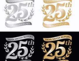 Nro 48 kilpailuun 25th Anniversary Logo käyttäjältä yerfandi