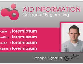 #56 for College ID Card design by nergizarda