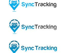 #55 for Logo Design for Sync Tracking by designblast001