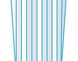Nro 7 kilpailuun Reusable coffee cup and lid design käyttäjältä elliondesignidea