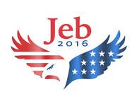 Graphic Design Inscrição do Concurso Nº116 para Redesign the campaign logo for U.S. presidential candidate Jeb Bush