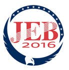Graphic Design Inscrição do Concurso Nº117 para Redesign the campaign logo for U.S. presidential candidate Jeb Bush