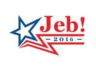 Graphic Design Inscrição do Concurso Nº137 para Redesign the campaign logo for U.S. presidential candidate Jeb Bush