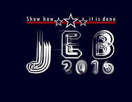 #119 for Redesign the campaign logo for U.S. presidential candidate Jeb Bush by ToDo2ontheroad