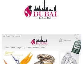 #87 para Design a Logo for DubaiFashionHub.Com por mega619