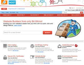 #4 for Web Hosting Banner Design by anwera