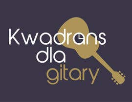 #6 for Logo desing for guitar website af adryaa