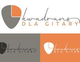 #13 for Logo desing for guitar website af vladspataroiu