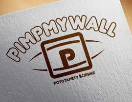 #3 untuk Zaprojektuj logo for pimpmywall oleh Serghii