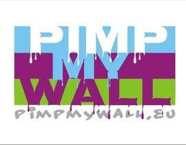 #5 untuk Zaprojektuj logo for pimpmywall oleh Millia91