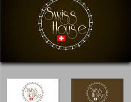 #34 para Design a Logo for Swiss Chocolate Brand -- 2 por mille84