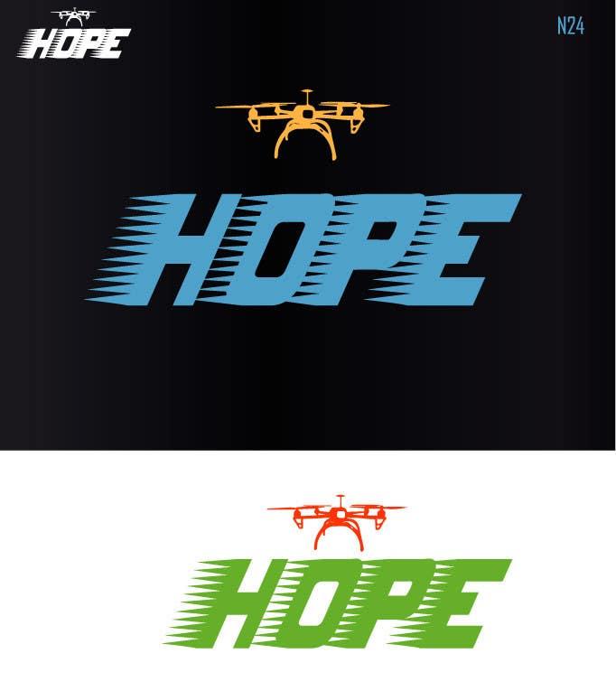 Kilpailutyö #18 kilpailussa Design a Logo for Drone Company