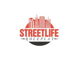 #124 untuk Design a Logo for StreetLife Roleplay oleh sameer6292